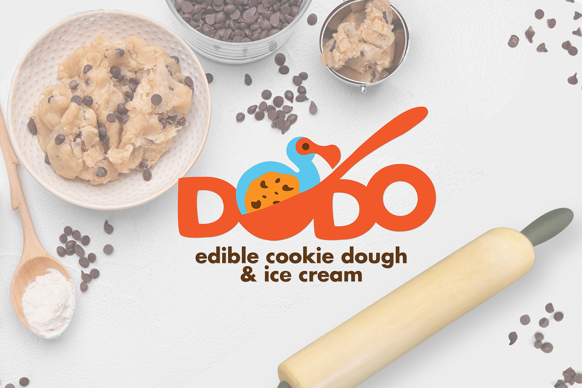 edible cookie dough business