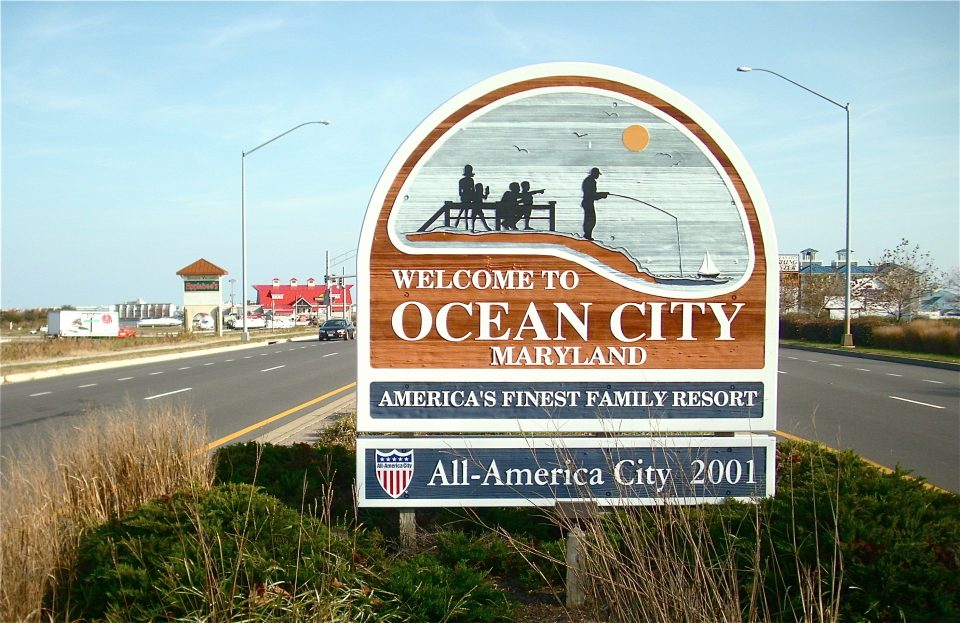 franchises in ocean city md