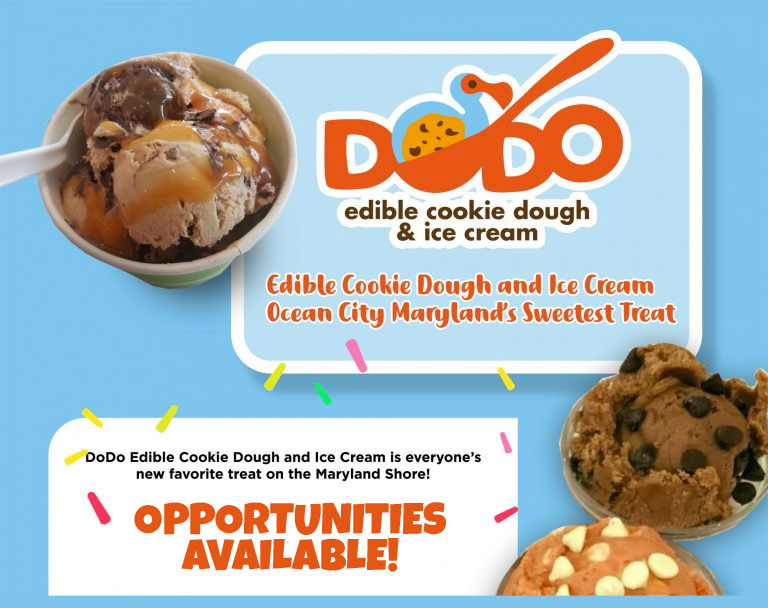 cookie dough franchising
